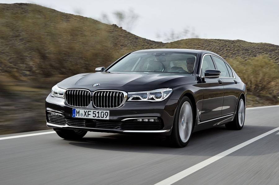 Hire BMW 7-Series