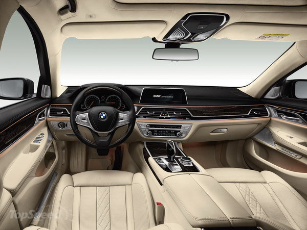 Hire the best quality BMW 7-Series