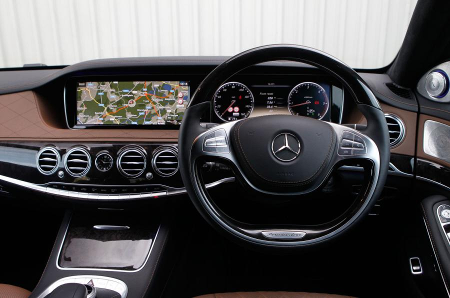 Hire the best quality Mercedes Benz S-Class
