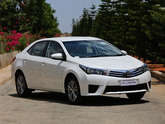Best prices for Toyota Corolla Altis