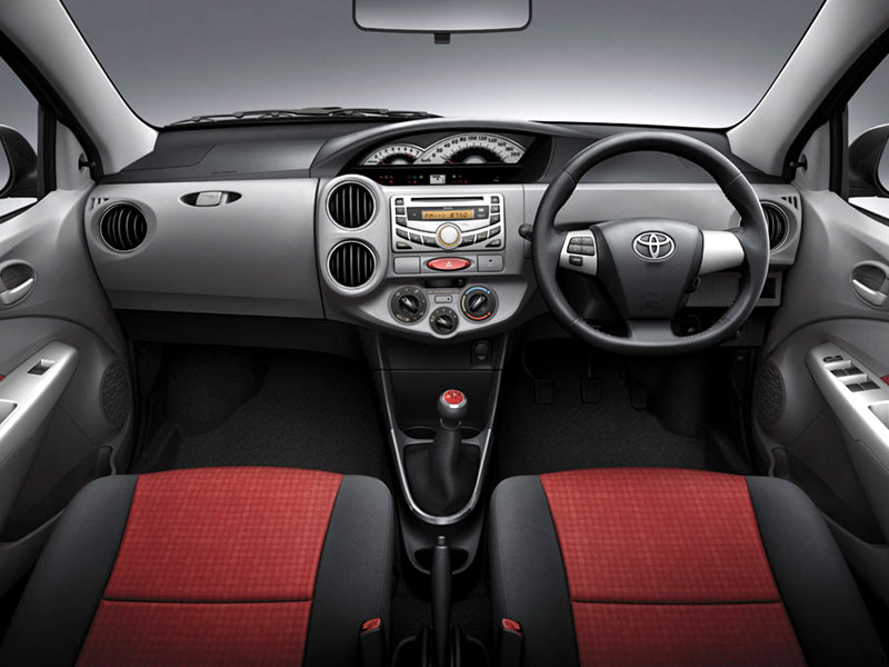 Hire the best quality Toyota Etios
