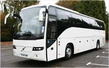 Hire the best quality Volvo Buses